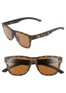 Smith Lowdown Slim 2 53mm ChromaPop™ Square Sunglasses