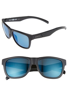 Smith Lowdown Slim 53mm ChromaPop Polarized Sunglasses