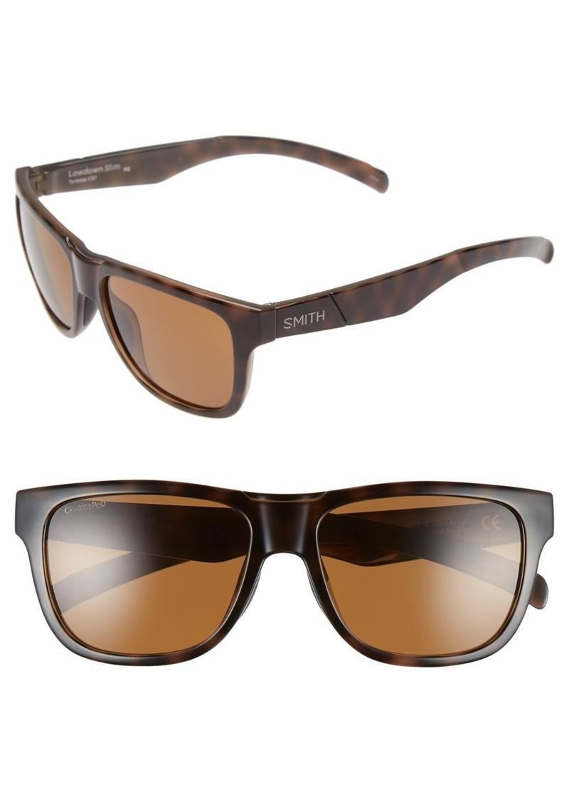 6c22c47fdb Smith Smith  Lowdown Slim  53mm Sunglasses