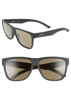Smith Lowdown XL 2 60mm ChromaPop™ Square Sunglasses