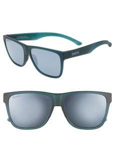 Smith Lowdown XL 2 60mm ChromaPop™ Polarized Square Sunglasses