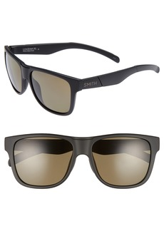 Smith Lowdown XL 58mm Polarized Sunglasses