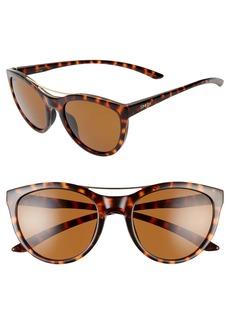 Smith Midtown 53mm ChromoPop™ Polarized Cat Eye Sunglasses