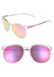 Smith Mt. Shasta 56mm Mirrored Lens Sunglasses