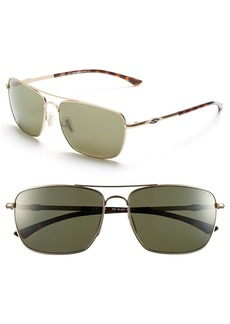 Smith 'Nomad' 59mm Polarized Sunglasses