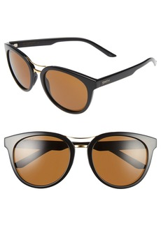 Smith 'Bridgetown' 54mm Aviator Sunglasses