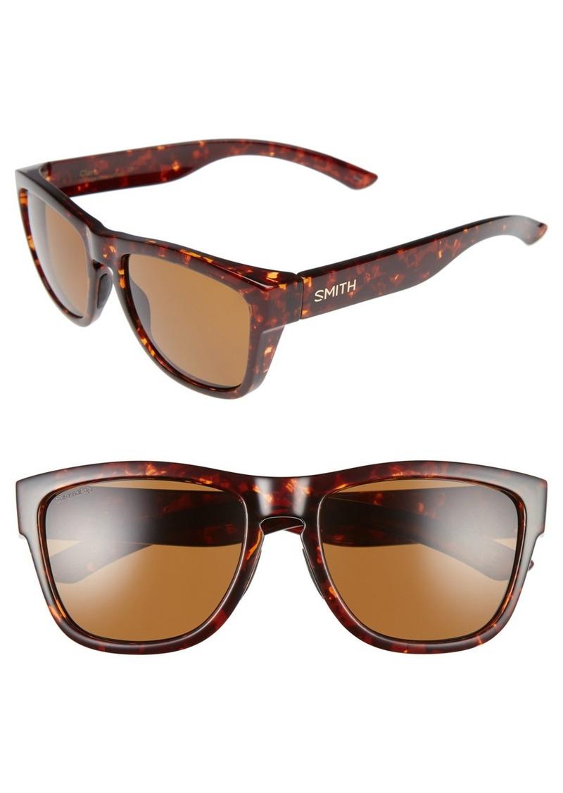 Smith Optics 'Clark' 54mm ChromaPop™ Polarized Sunglasses