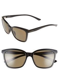Smith 'Colette' 55mm ChromaPop™ Polarized Sunglasses