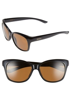 Smith 'Feature' 54mm Polarized Sunglasses