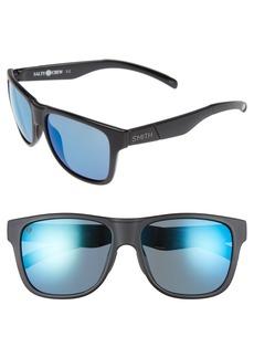 Smith Lowdown XL 58mm ChromaPop Polarized Sunglasses