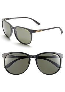 Smith 'Mt Shasta' 55mm Cat Eye Sunglasses