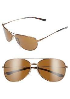 Smith 'Rockford Slim' 58mm Polarized Sunglasses