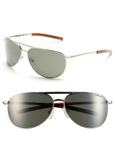 Smith Optics 'SerpicoSlim' 60mm PolarizedAviator Sunglasses