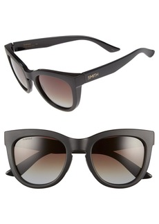 Smith 'Sidney' 55mm Polarized Cat Eye Sunglasses