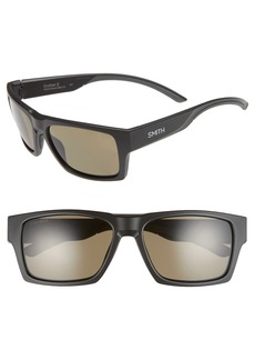 Smith Outlier 2 57mm ChromaPop™ Square Sunglasses