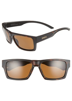 Smith Outlier 2 57mm ChromaPop™ Polarized Square Sunglasses