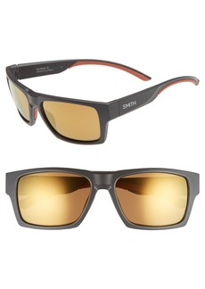 Smith Outlier 2 57mm Polarized Square Sunglasses