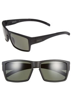 Smith 'Outlier XL' 56mm Polarized Sunglasses