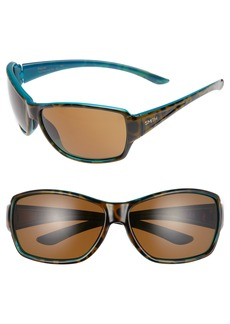 Smith 'Pace' 65mm ChromaPop™ Polarized Sunglasses