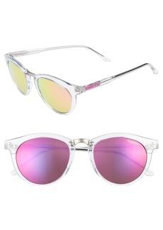 Smith Questa 49mm Mirrored Lens Sunglasses