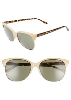 Smith Rebel 58mm Cat Eye Sunglasses