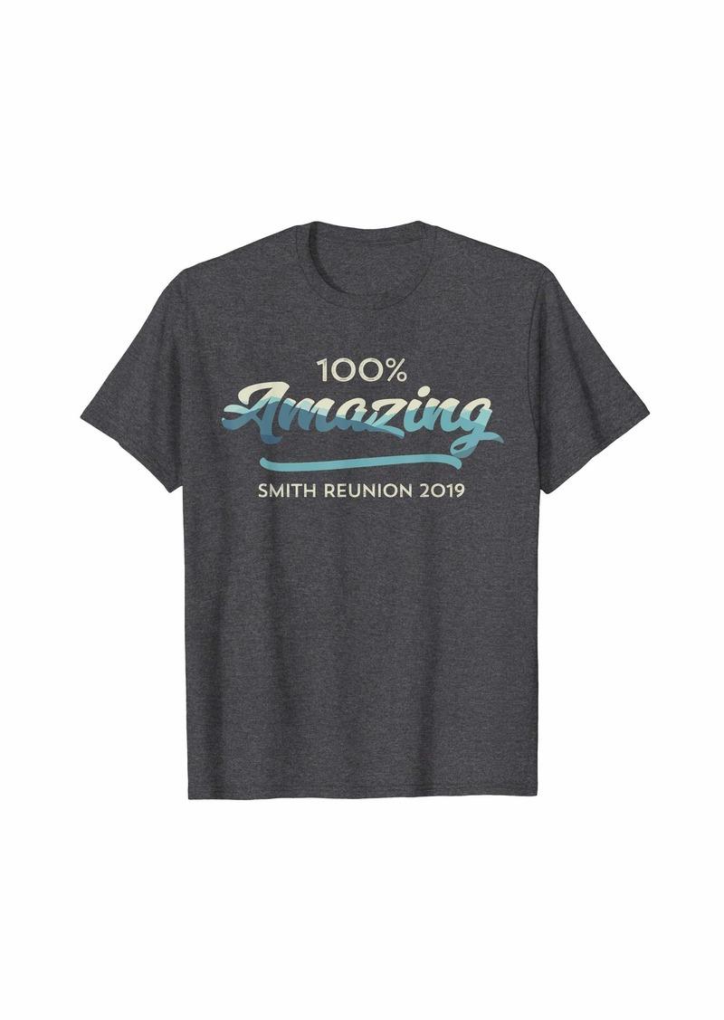 Smith Reunion 2019 T-Shirt