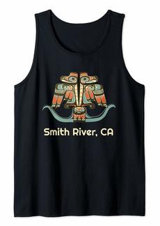 Smith River California Thunderbird NW Native American Tank Top