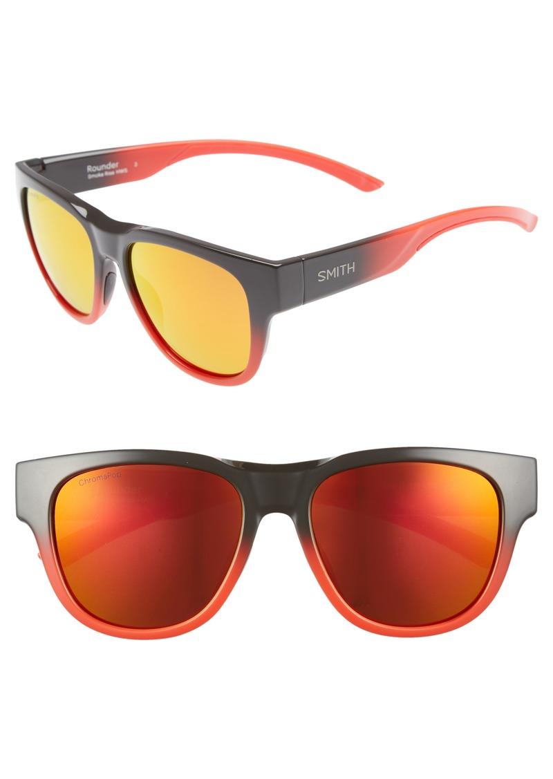 b6ee86e313 Smith Smith Rounder 52mm ChromaPop™ Polarized Sunglasses