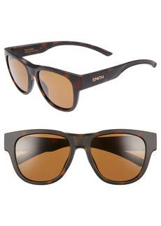 Smith Rounder 52mm ChromaPop Polarized Sunglasses