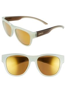 Smith Rounder 52mm ChromaPop Polarized Sunglasses