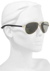 b60a5a6348 Smith Salute 59mm Polarized Aviator Sunglasses Smith Salute 59mm Polarized  Aviator Sunglasses