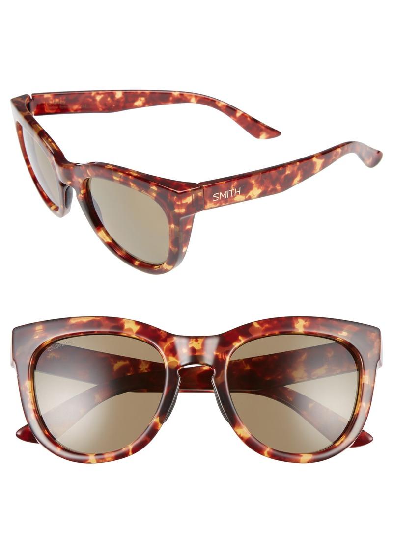4953ba9dd3 Smith Smith Sidney Chromapop 52mm Polarized Sunglasses