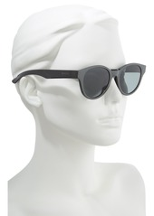d9640b45109 Smith Snare 51mm Polarized Matte Round Sunglasses Smith Snare 51mm Polarized  Matte Round Sunglasses ...