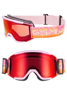 Smith Squad 185mm ChromaPop Snow Goggles
