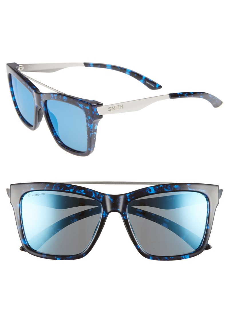 626d04f992 Smith Smith The Runaround 55mm ChromaPop™ Polarized Sunglasses ...