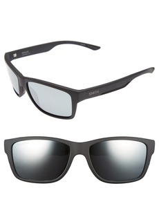 Smith Wolcott 58mm Polarized Sunglasses