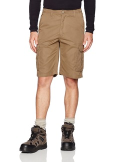 "Smith's Workwear Men's 11"" Ripstop Performance Belted Cargo Short"