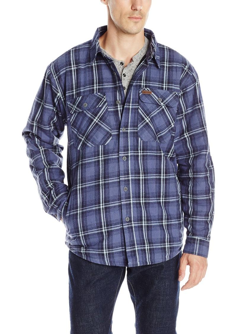 Smith Smith 39 S Workwear Men 39 S Fleece Lined Shirt Jacket