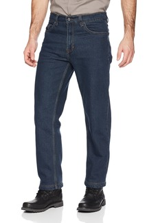 Smith's Workwear Men's Stretch 5 Pocket Relaxed Fit Jean