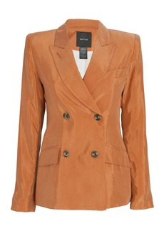 Smythe Double-Breasted Tuck-In Blazer