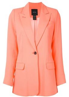 Smythe longline tailored blazer
