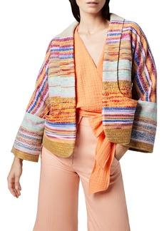 Smythe Baja Stripe Mini Jacket