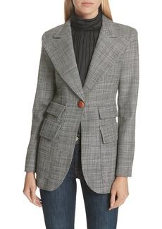 Smythe Birkin Wool Blazer