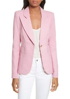 Smythe 'Duchess' Single Button Blazer
