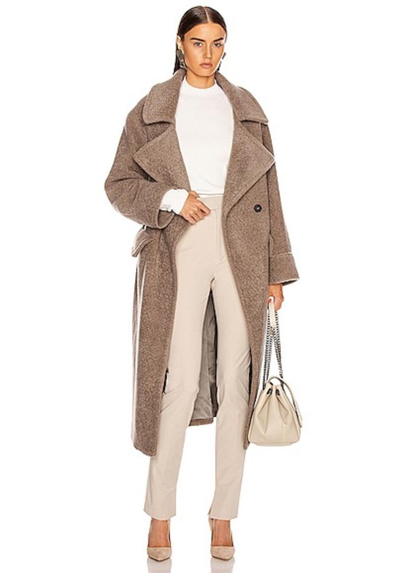 Smythe Teddy Coat