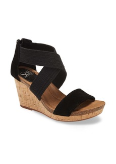 Sofft Söfft Chalette Cork Wedge Sandal (Women)