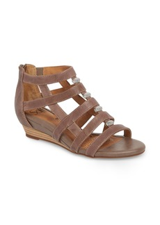 Sofft Söfft Rio Gladiator Wedge Sandal (Women)
