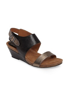 Sofft Söfft 'Vanita' Leather Sandal (Women)