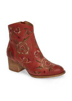 Sofft Söfft Westmont Floral Embroidered Bootie (Women)