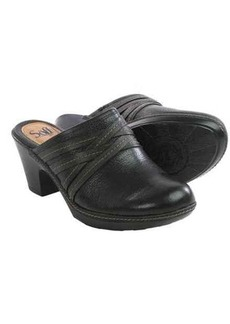 Sofft Leigh Leather Clogs (For Women)